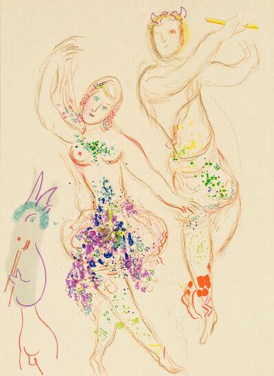 Marc Chagall, 'Le Ballet', 1969