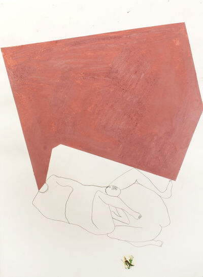 Dani Leventhal ReStack, 'She's Not Disassociating', 2012