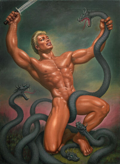 George Quaintance, 'Hercules', 1957