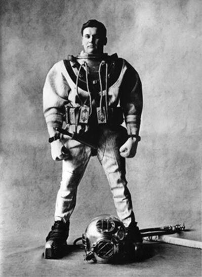 Irving Penn, 'Deep Sea Diver', 1951