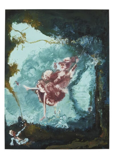 Genieve Figgis, 'The Swing After Fragonard', 2014