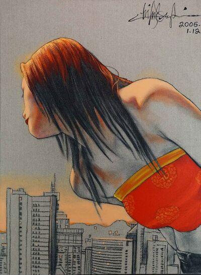 Zhong Biao 钟彪, 'A Sudden Glance', 2006