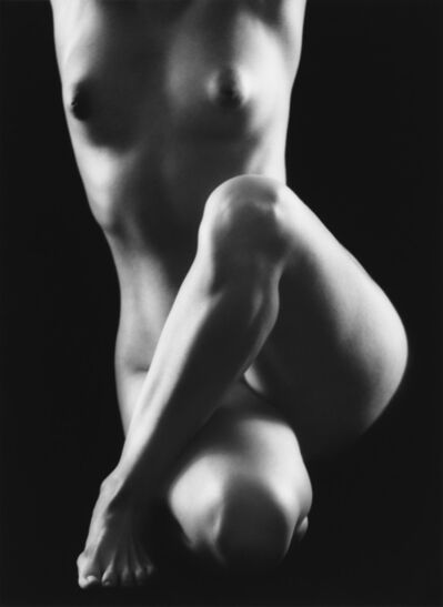 Ruth Bernhard, 'Crossover', circa 1990