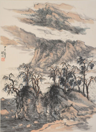 Xu Ming, 'Mountain #3', 2014
