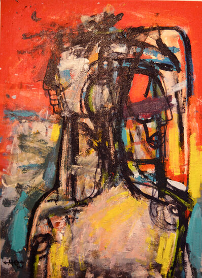 Harouna Ouedraogo, 'Figurant II', 2018