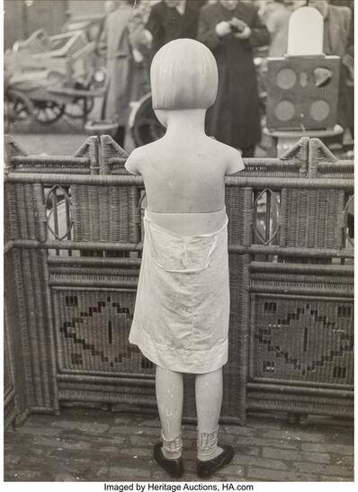 Leonard Freed, 'On Waterlooplein, flea market in Amsterdam, Holland', 1953