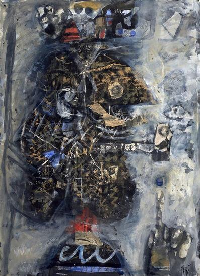 Antoni Clavé, 'Roi a la pipe', 1957