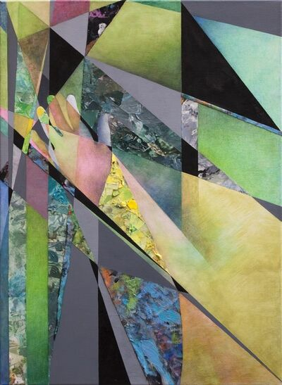 Anna Ostoya, 'Places 1', 2014