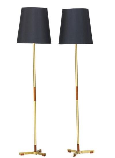 Jo Hammerborg, 'Pair of floor lamps', 1960s