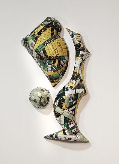 Ann Weber, 'Just a Little Green', 2014