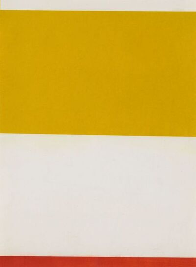John McLaughlin (1898-1976), 'Untitled', 1962