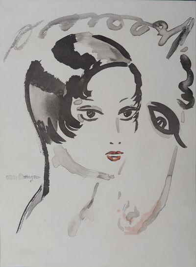 Kees van Dongen, 'L'Écuyère Rosa', ca. 1930