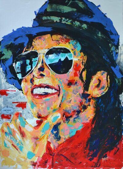 Aurino Jottar, 'Michael Jackson', 2019