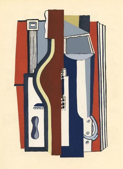 Fernand Léger, 'Instruments de musique', 1928