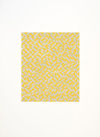 Anni Albers, 'W/Co', 1974
