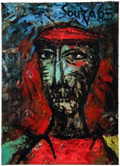 Francis Newton Souza, 'Portrait of Martim Afonso', 1965