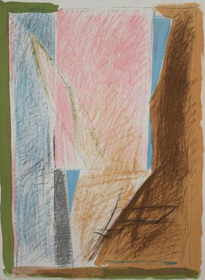 Albert Ràfols-Casamada, 'Interiors 10', 1982
