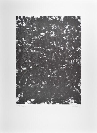 Günther Uecker, 'Verletzungen - Verbindungen (dunkel)', 2000-2010
