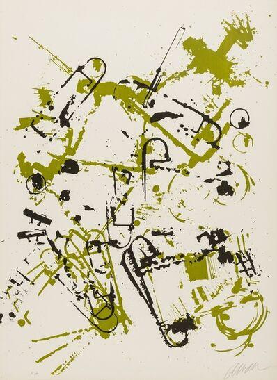 Arman, 'L'Interieur des Choses II: Le Transistor (Otmezguine & Moreau 38)', 1971