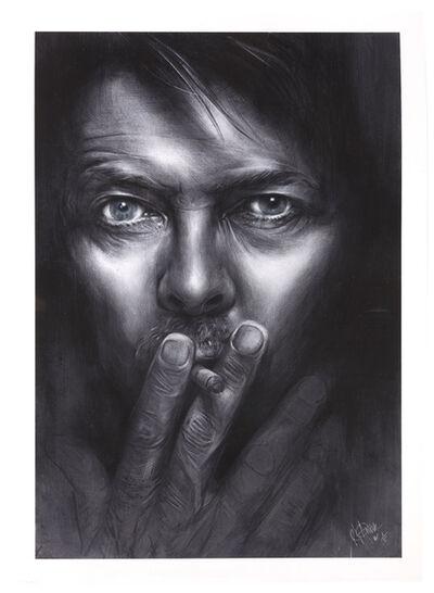 Rourke Van Dal, 'Bowie (AP)', 2015
