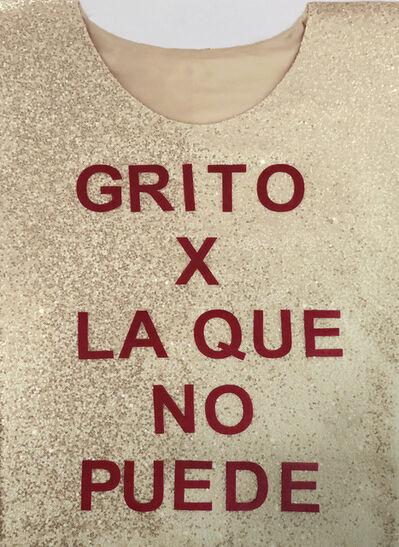 Ana de Orbegoso, 'GRITO X LA QUE NO PUEDE', 2020