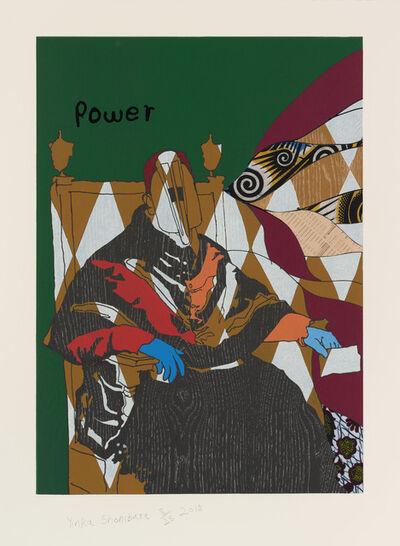 Yinka Shonibare CBE, 'Power', 2018