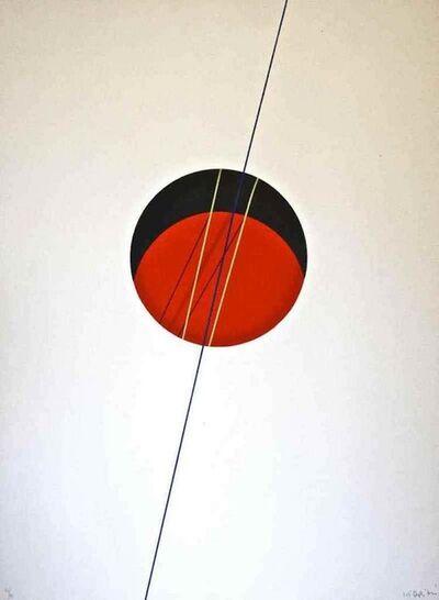 Lorenzo Indrimi, 'Red Ball', ca. 1970