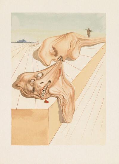 Salvador Dalí, 'La Divine Comédie by Dante Alighieri', 1959-63