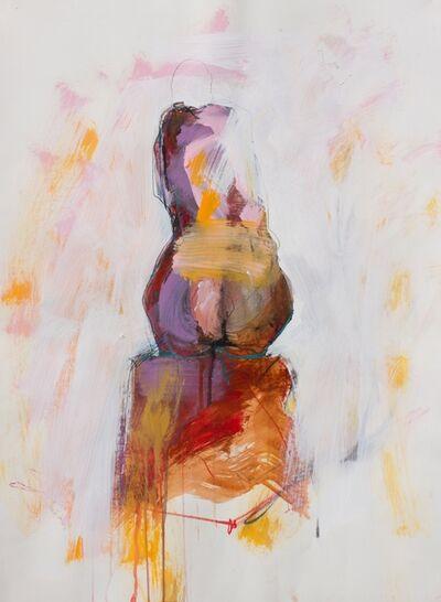 Neil Nagy, 'Back Study 2'