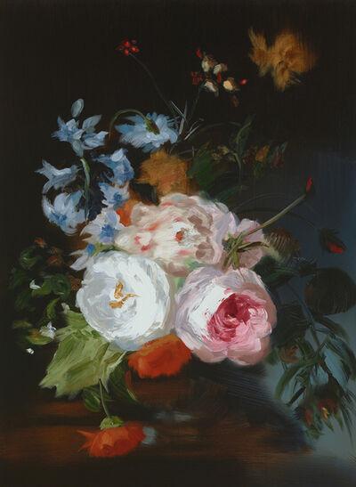 Elise Ansel, 'Medium Study for Dutch Flowers', 2019