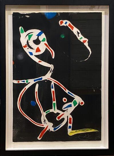 Joan Miró, 'La Traca III', 1979