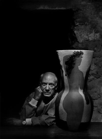 Yousuf Karsh, 'Pablo Picasso', 1954