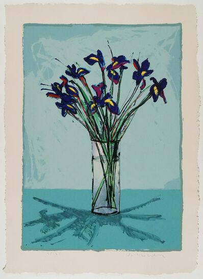 Fritz Scholder, 'Iris', 1983