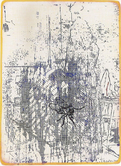 Markus Oehlen, 'S/ título | Untitled', 2000