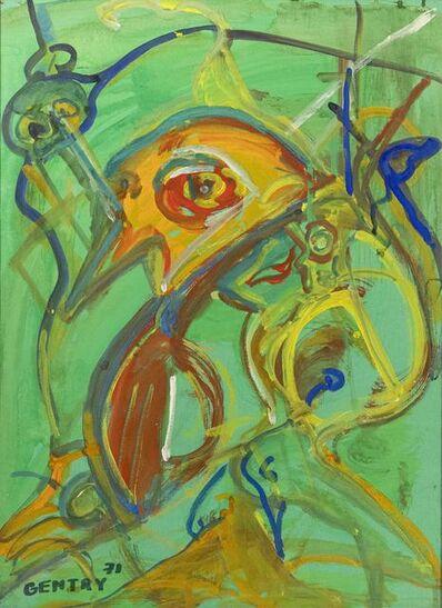 Herbert Gentry, 'Untitled', 1971