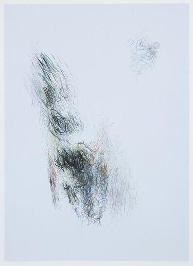 Alan Saret, 'Noon Strike Trace'