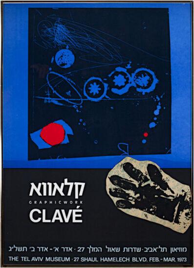 Antoni Clavé, 'Tel Aviv Museum Exhibition Poster', 1978