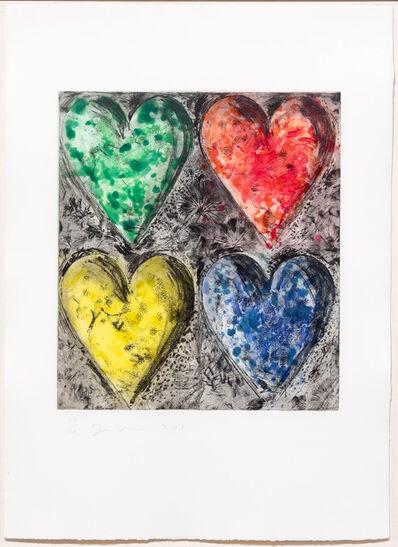 Jim Dine, 'Watercolor in Galilee', 2001