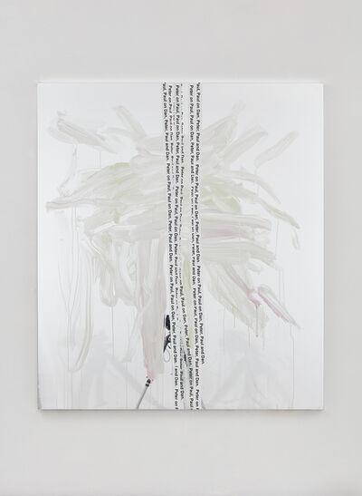 Peter Bonde, 'Peter on Paul', 2015