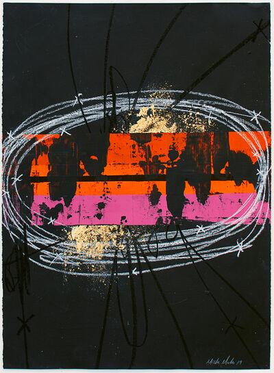 Michi Meko, 'Barbed', 2019