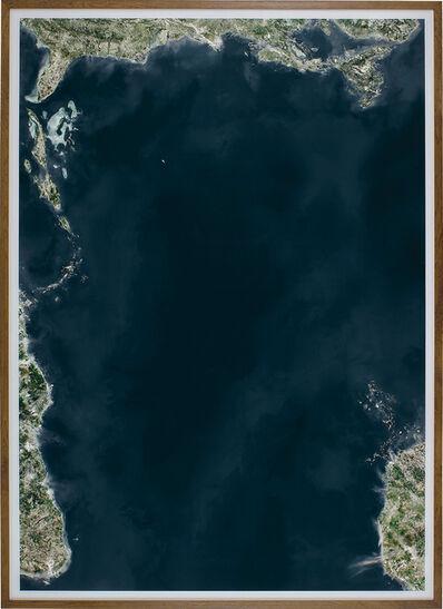 Andreas Gursky, 'Ocean VI'