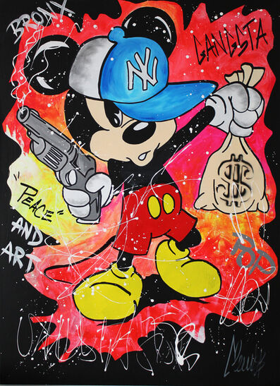 Clem$, 'Gangsta Mickey ', 2020