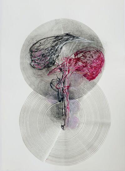 Áron Gábor, 'In the mirror of eyes II.', 2020