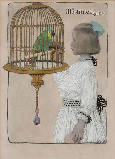 Sarah S. Stillwell Weber, 'Two Pollies'