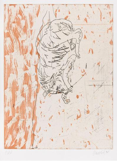 "Georg Baselitz, 'Kastor, from ""Schlafende Hunde""', 1998-1999"