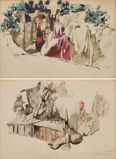 Robert Riggs, 'Algeria', 1923