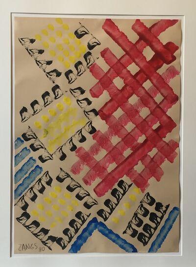 Herbert Zangs, 'Untitled', 1981