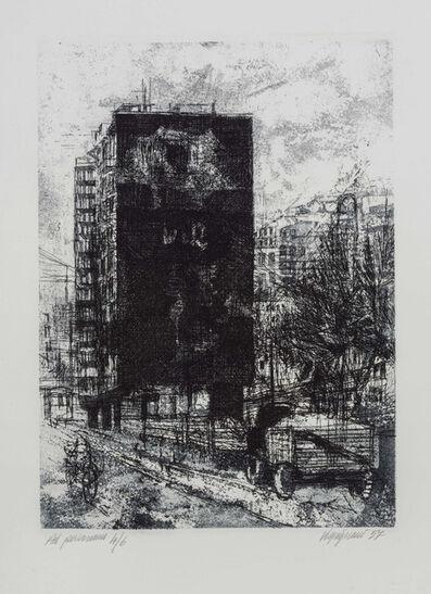 Renzo Vespignani, 'Periferia', 1957
