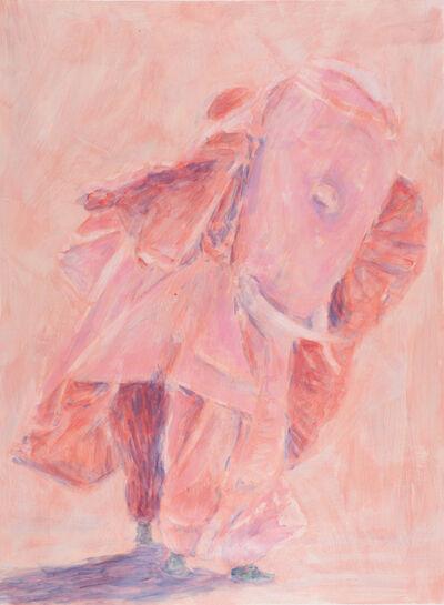 Bruno Pacheco, 'Embuste (red elephant)', 2016