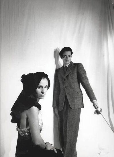 Cecil Beaton, 'Gala & Dali', 1936